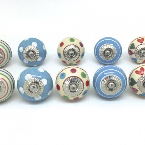 retro door knobs photo - 20