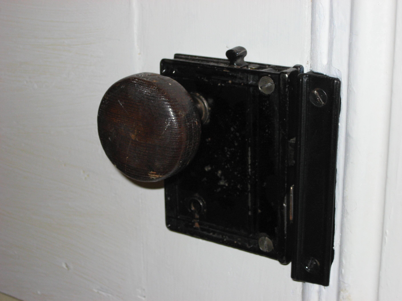 rim lock door knob photo - 19