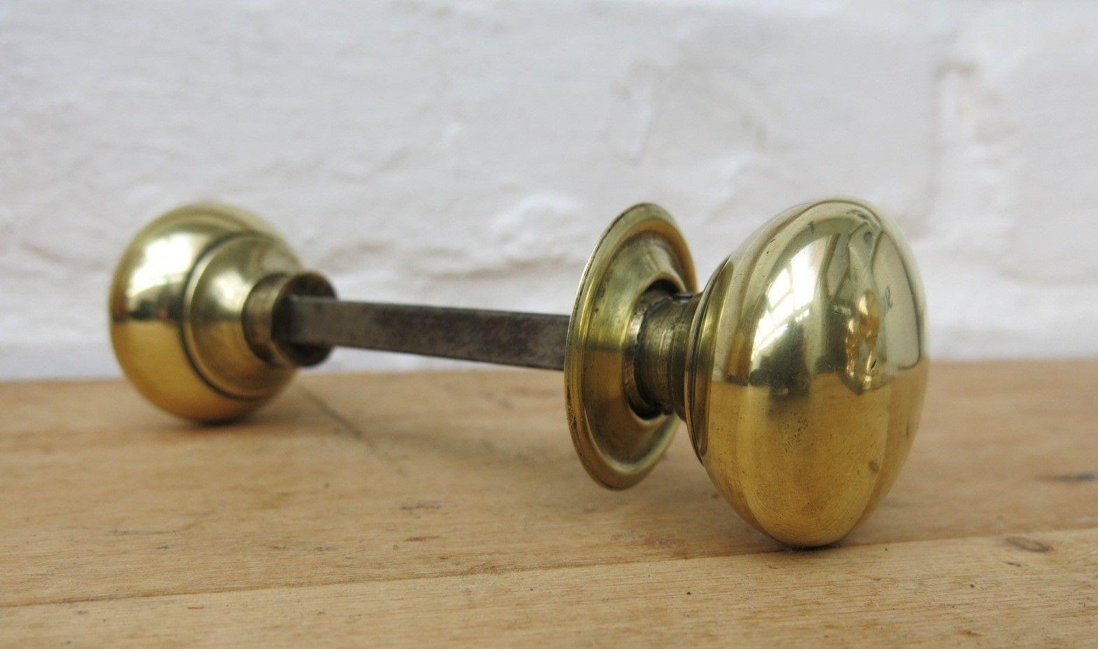 rim lock door knob photo - 9