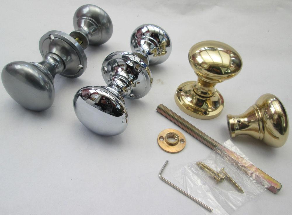 rim lock door knobs photo - 5