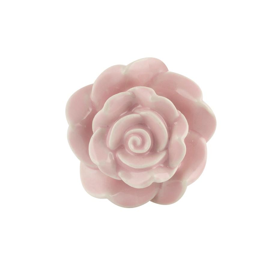 rose door knob photo - 2