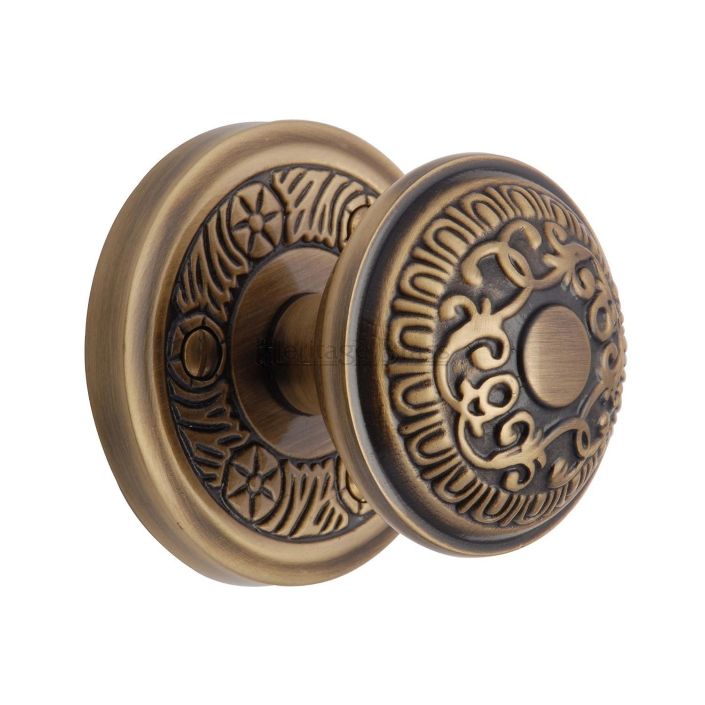 rose door knobs photo - 11