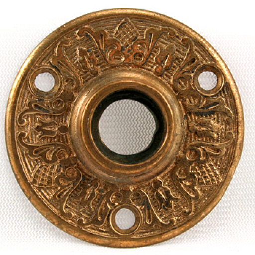 rosette door knob photo - 1