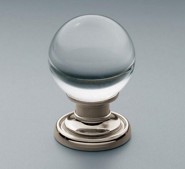 round glass door knobs photo - 11
