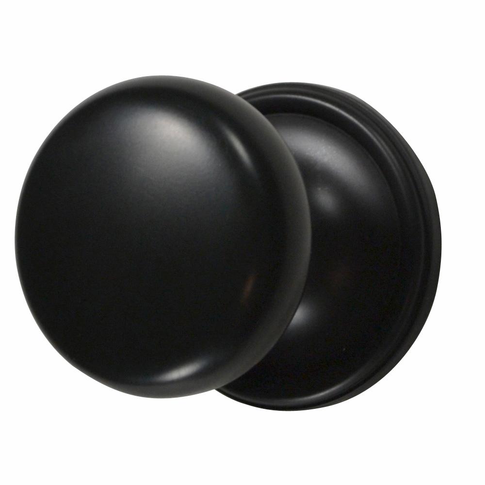 rubbed bronze door knobs photo - 9