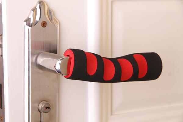 rubber door knob covers photo - 13