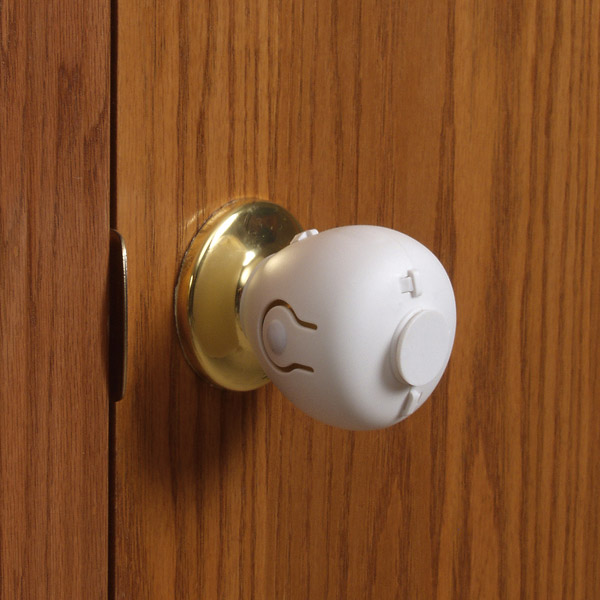 safety door knob photo - 1