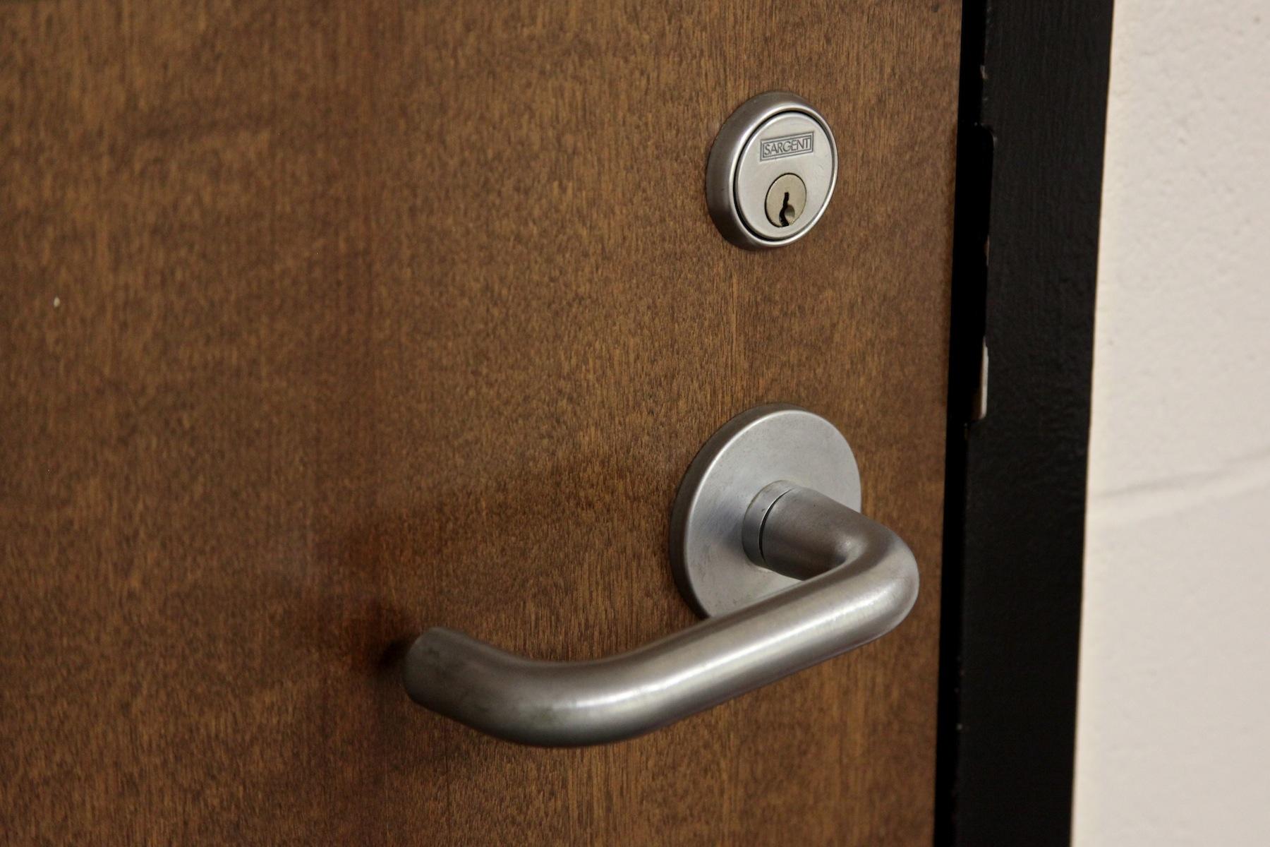 safety door knob photo - 18