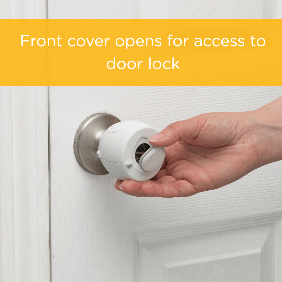 safety first door knob covers photo - 8