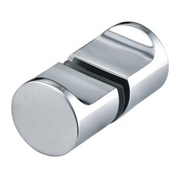 satin chrome door knob photo - 15