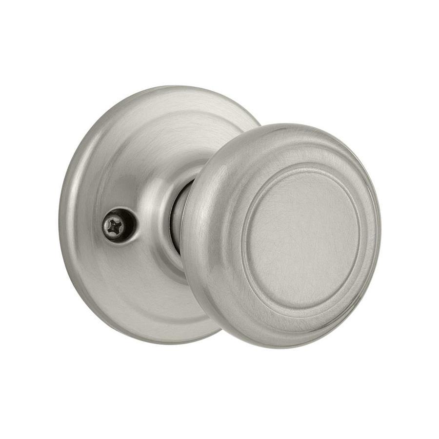 satin door knobs photo - 5