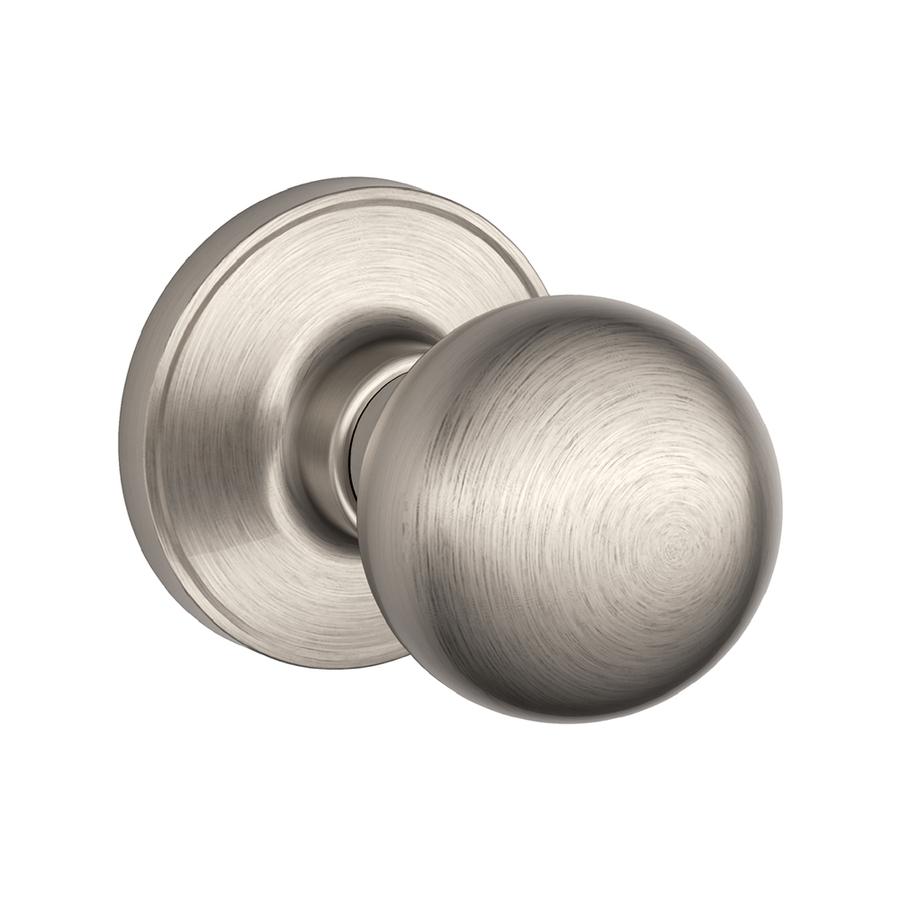 satin door knobs photo - 7