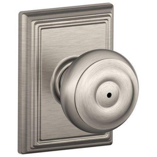 schlage door knob installation photo - 19