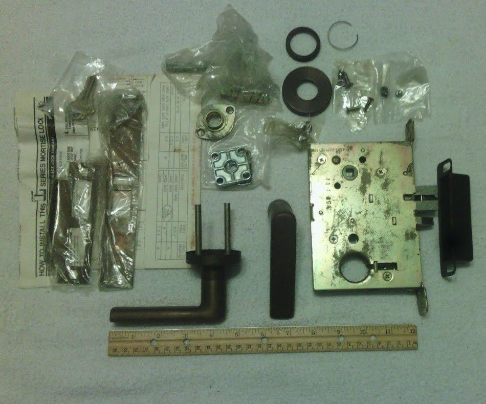 schlage door knob parts photo - 14