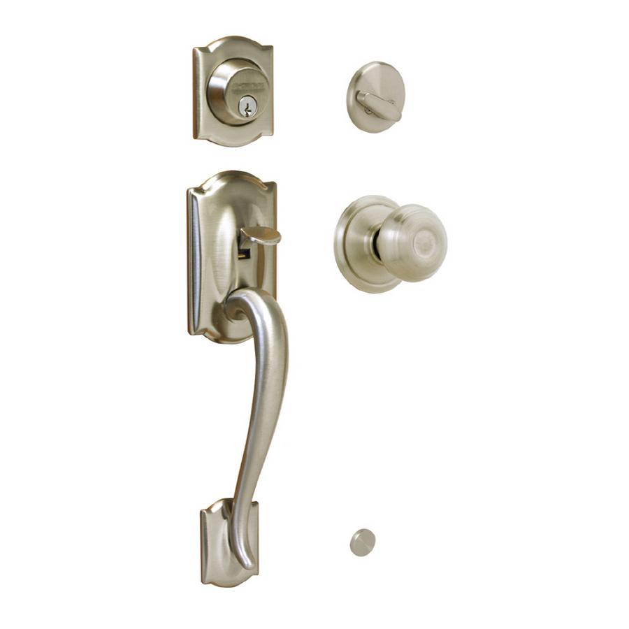 schlage door knob parts photo - 3