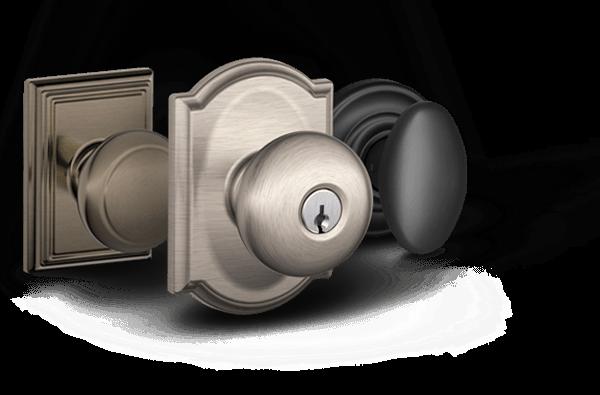 schlage interior door knobs photo - 1