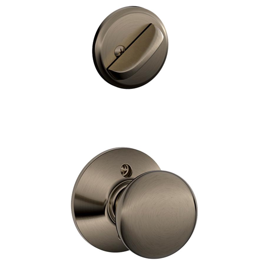 schlage interior door knobs photo - 13