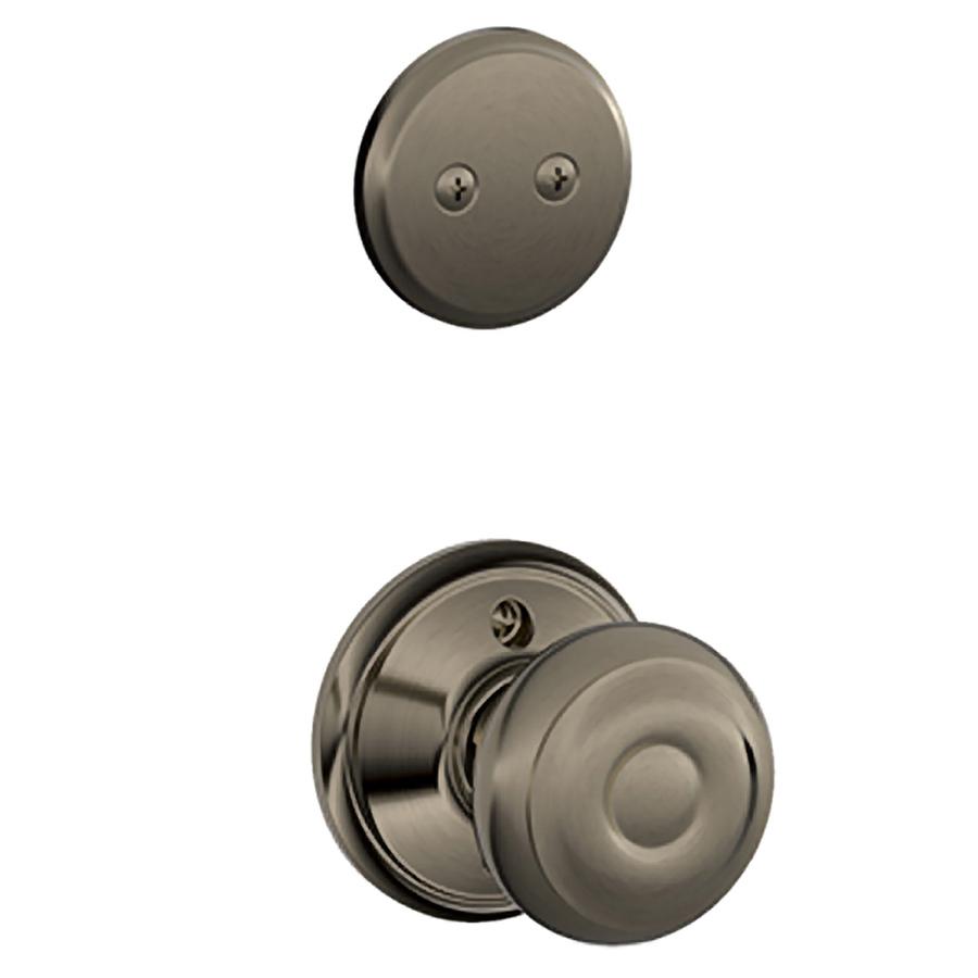 schlage interior door knobs photo - 2
