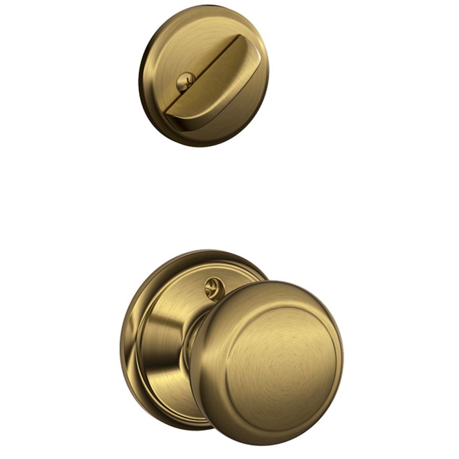 schlage interior door knobs photo - 8