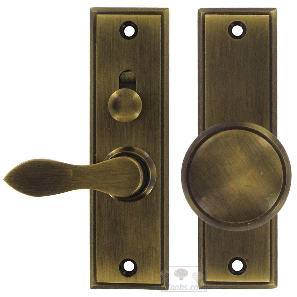 screen door knob photo - 17