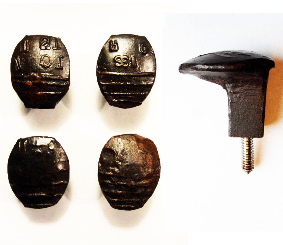 screw in door knobs photo - 16