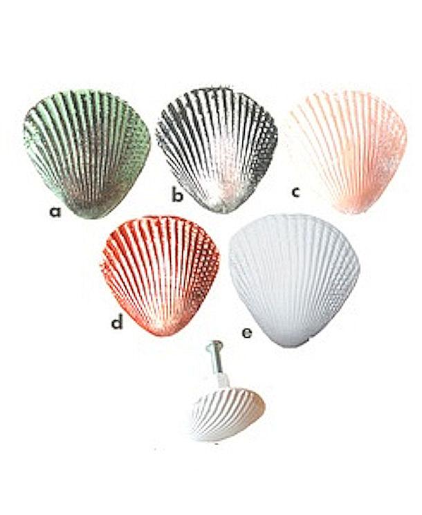 seashell door knobs photo - 11