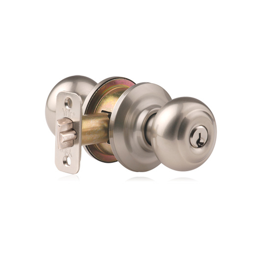 security door knob photo - 10
