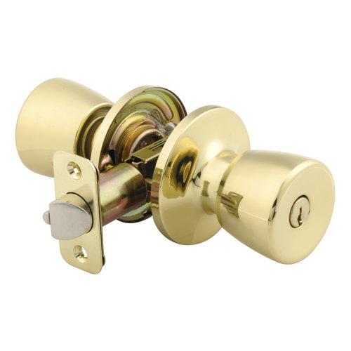 security door knob photo - 2