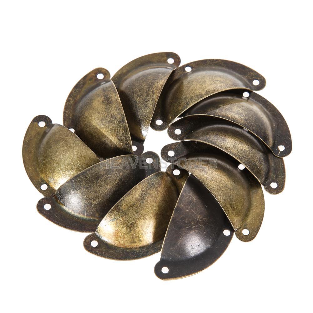 shell door knobs photo - 11