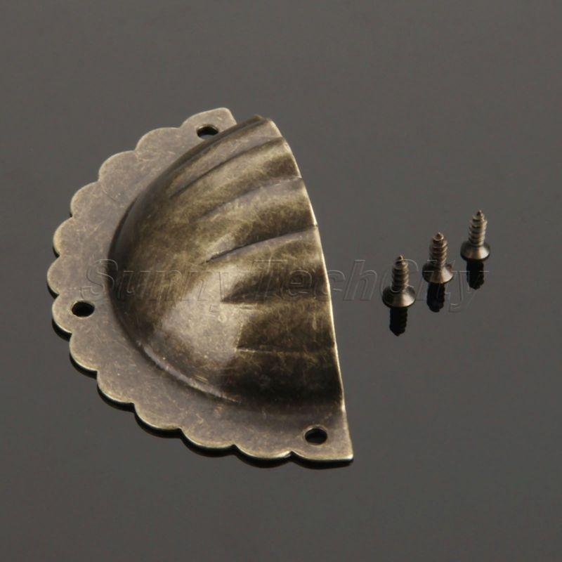 shell door knobs photo - 13