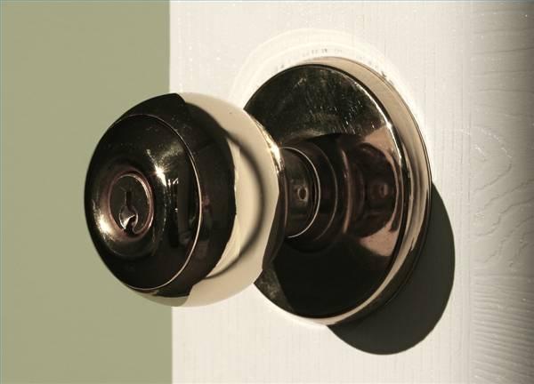 simple machine door knob photo - 1