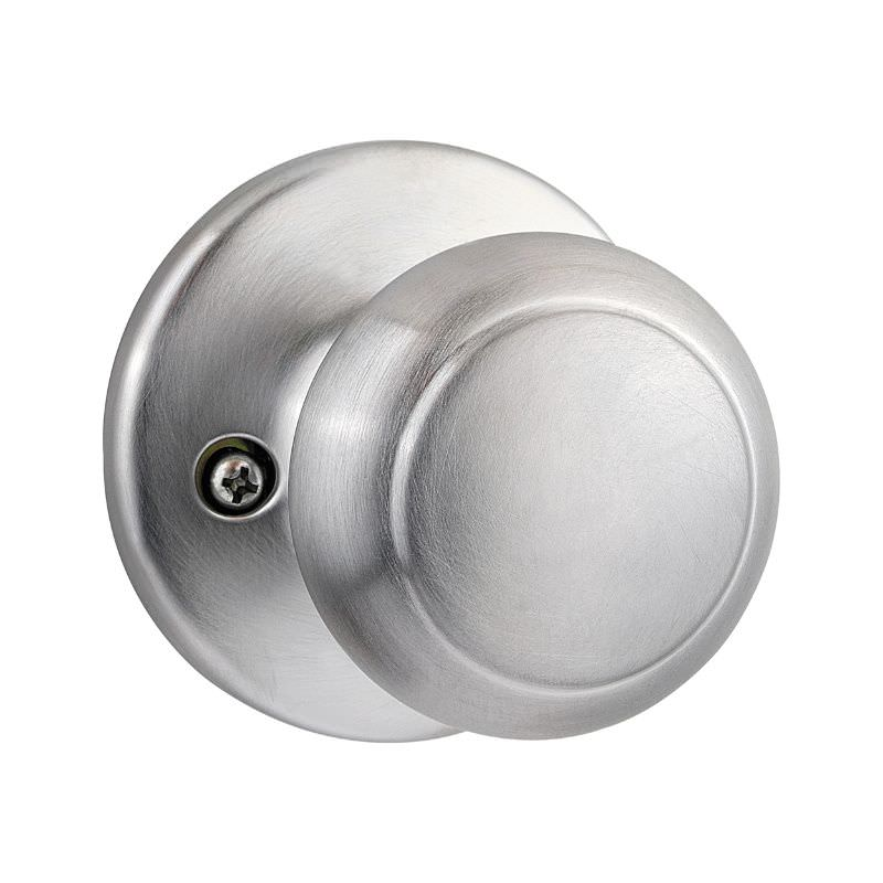single dummy door knob photo - 5