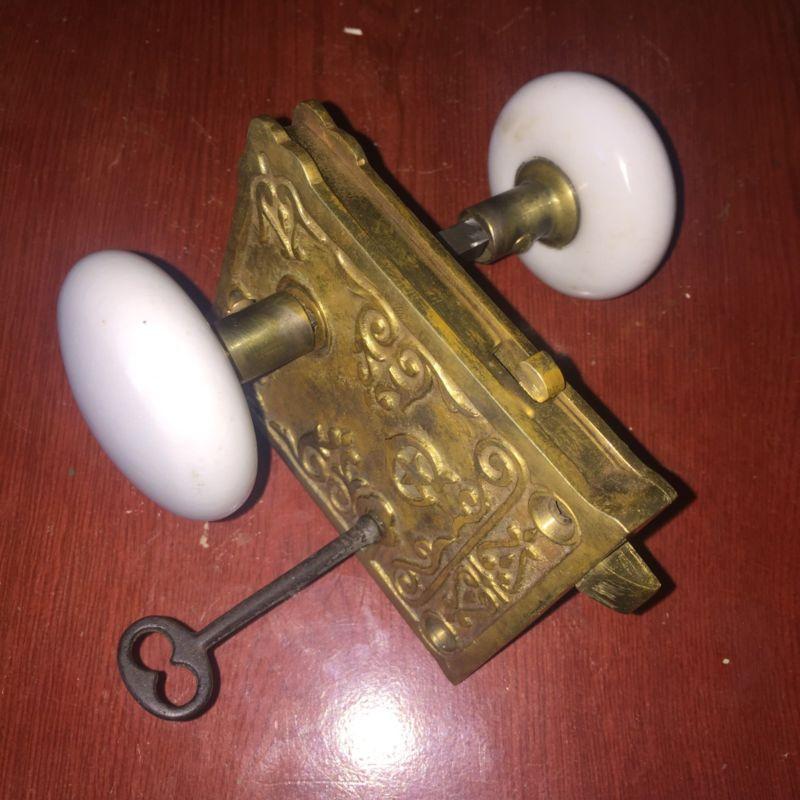 skeleton key door knobs photo - 16