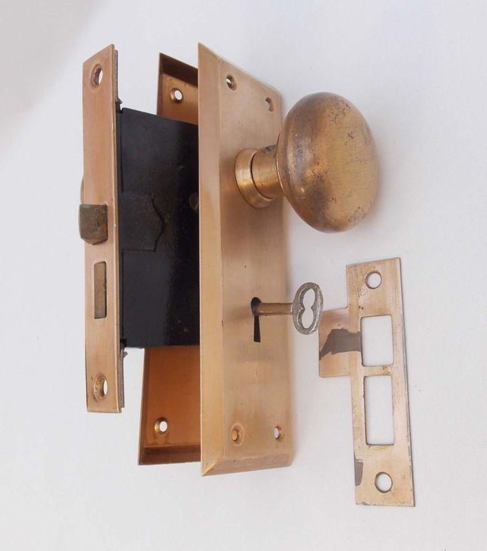 skeleton key door knobs photo - 20