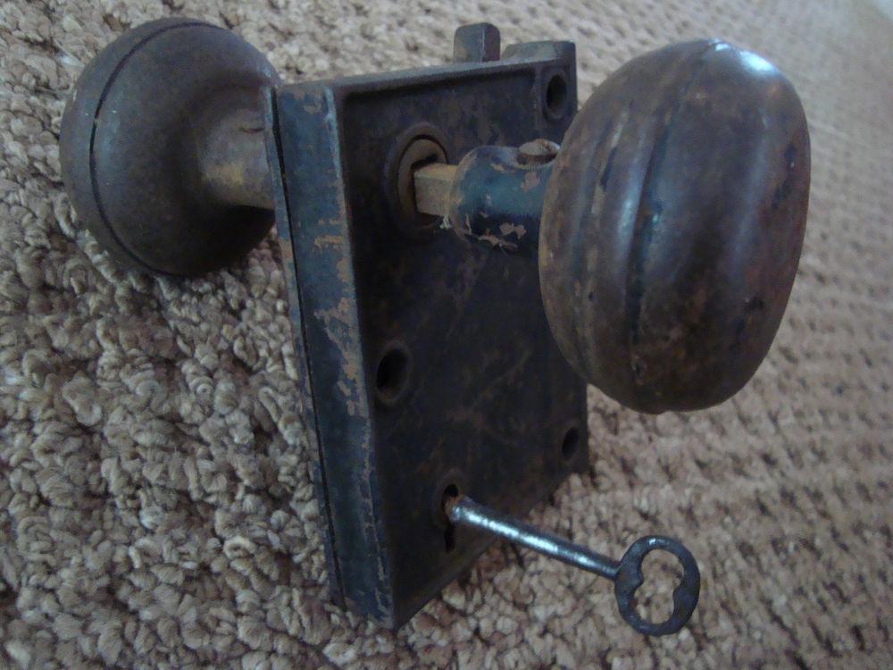 skeleton key door knobs photo - 6