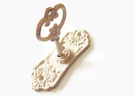 skeleton key door knobs photo - 7