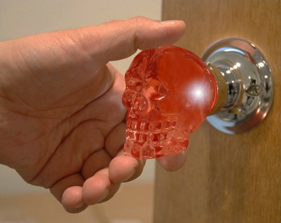skull door knobs photo - 20