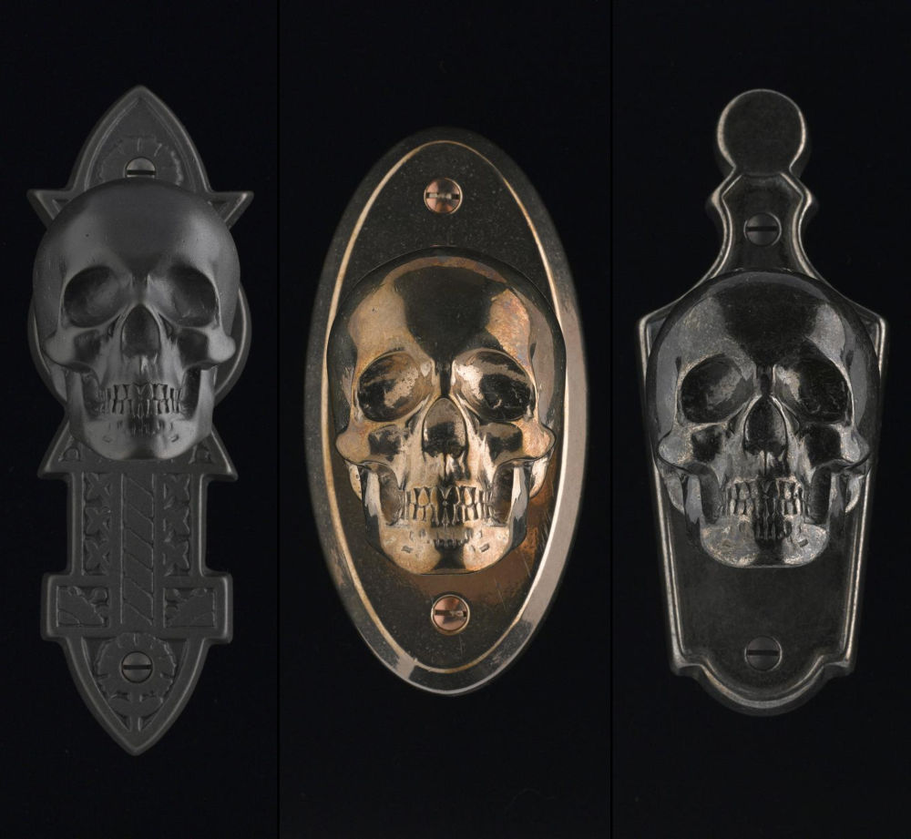 skull door knobs photo - 7