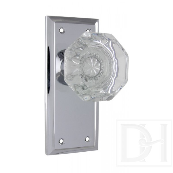 small glass door knobs photo - 10
