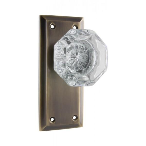 small glass door knobs photo - 14