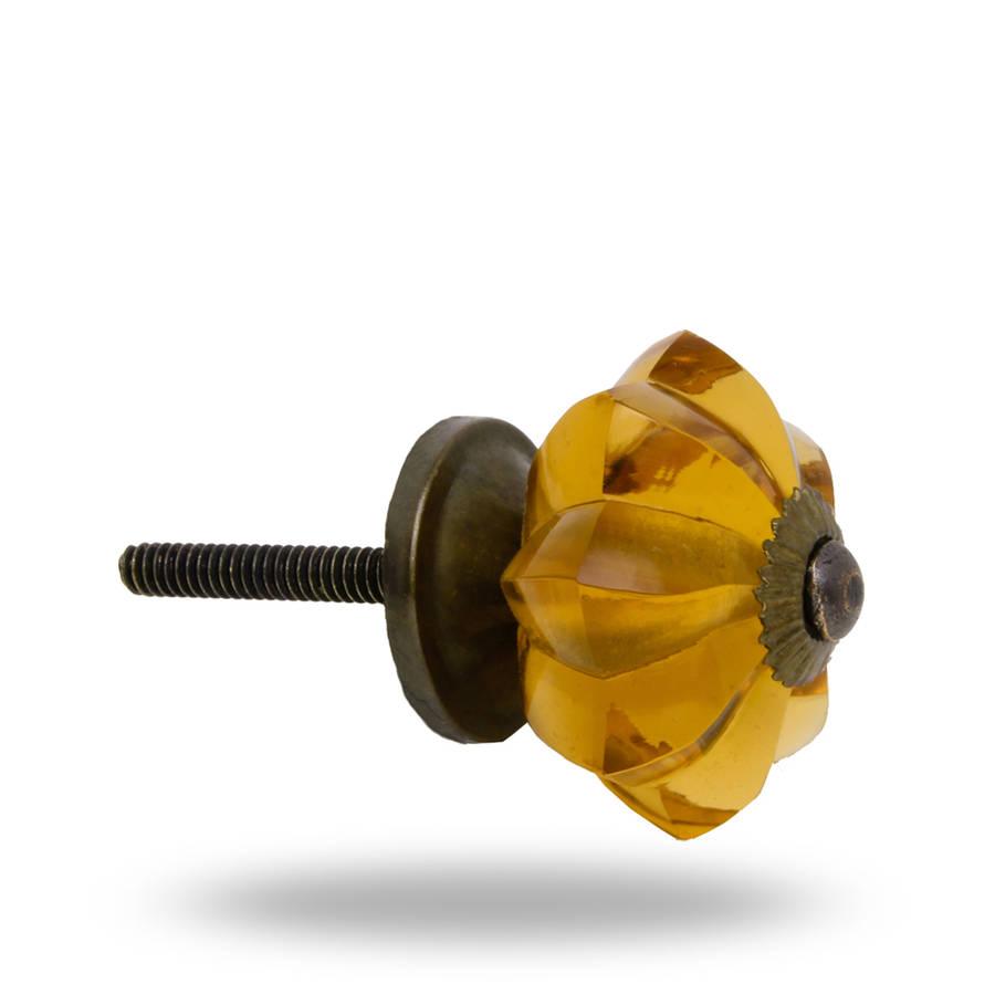 small glass door knobs photo - 8