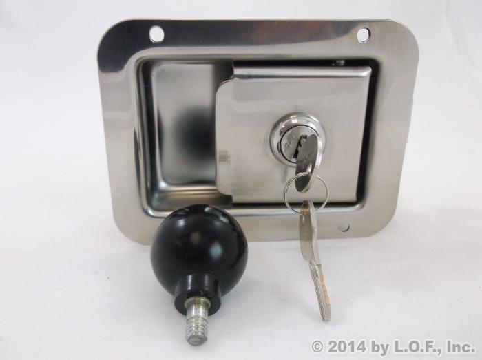 smart key door knob photo - 2