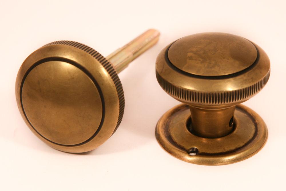 solid brass door knobs photo - 13