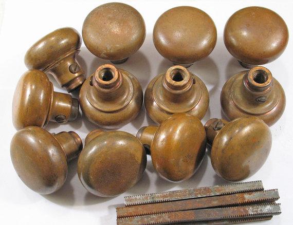 spindle door knobs photo - 14
