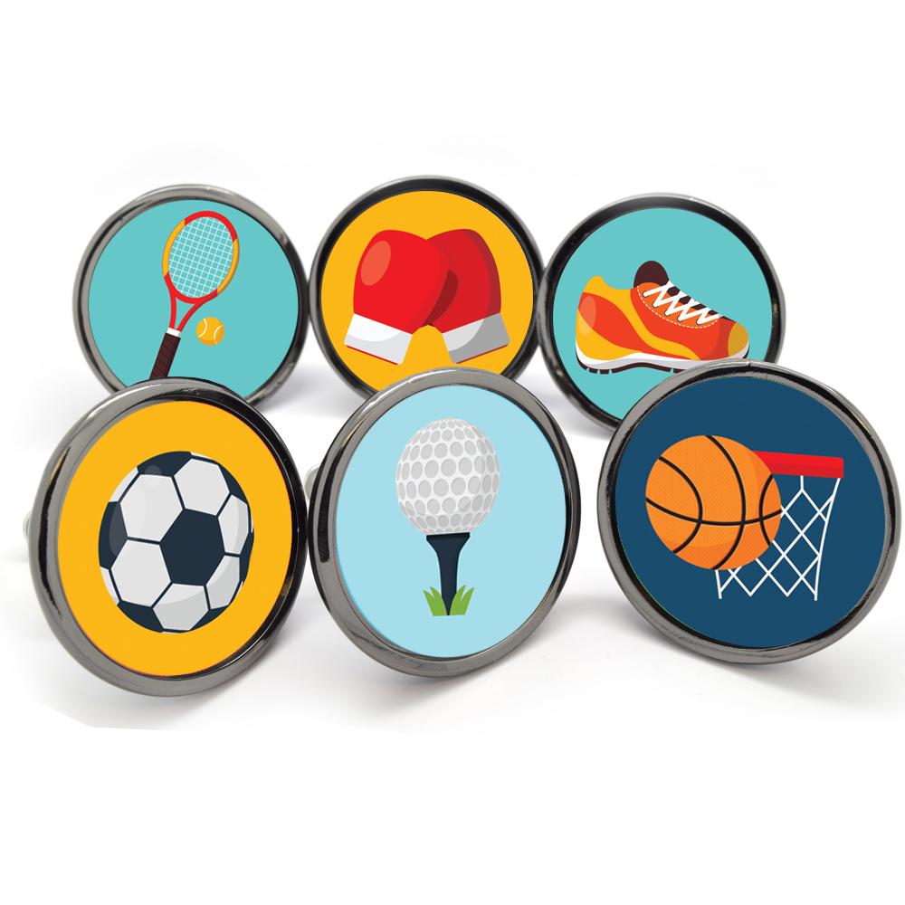 sports door knobs photo - 1
