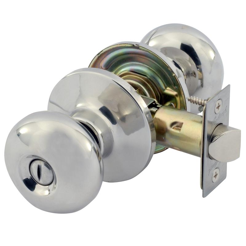 stainless steel door knob photo - 13
