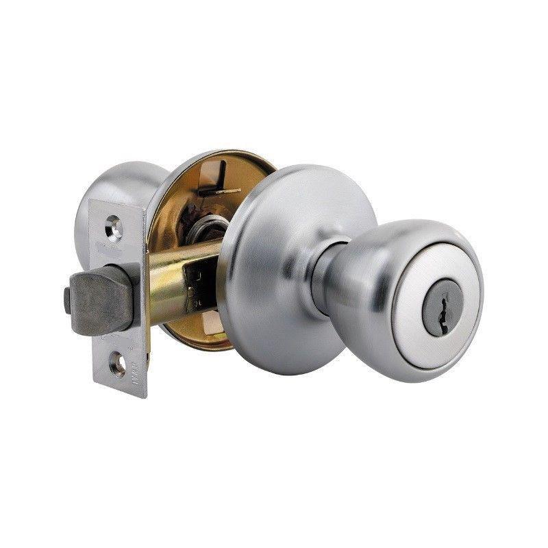 stainless steel door knobs photo - 12