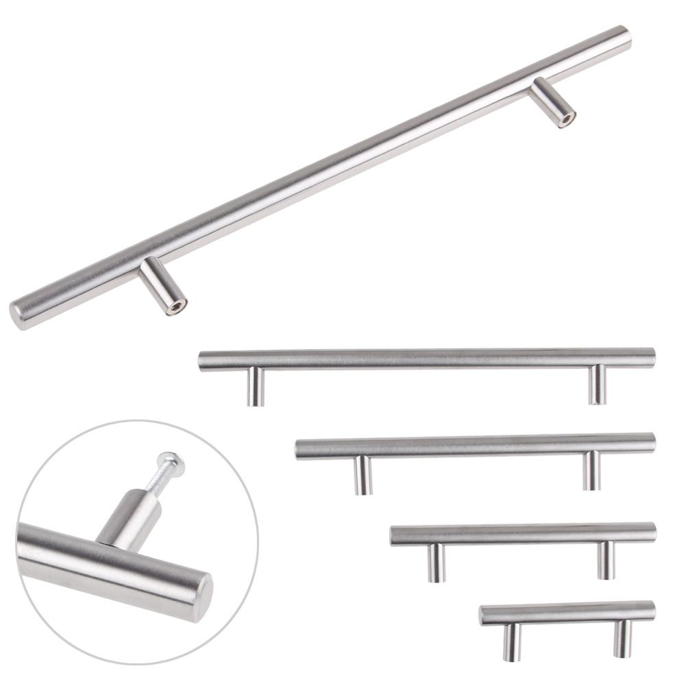 stainless steel kitchen door knobs photo - 6