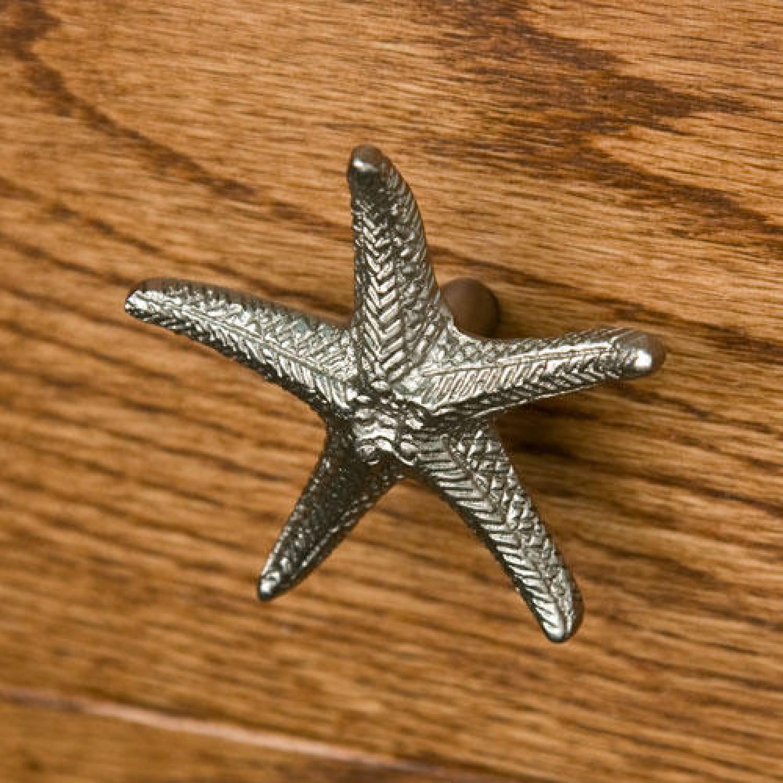 starfish door knobs photo - 1