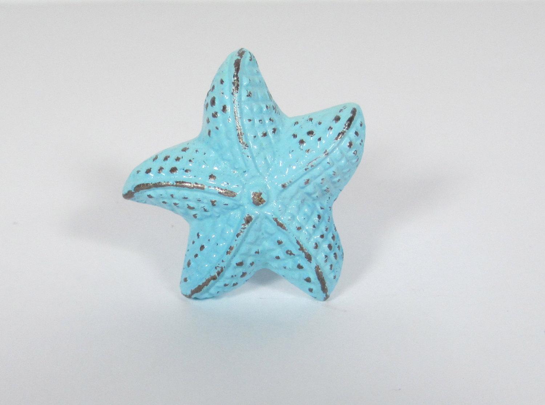 starfish door knobs photo - 13